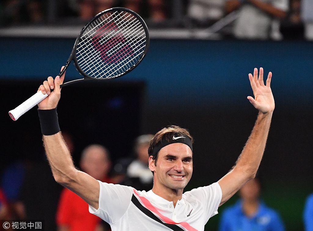 还有谁!澳网6冠温网8冠美网5冠 3大满贯皆历史第1