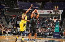 NBA常规赛:步行者126-133黄蜂