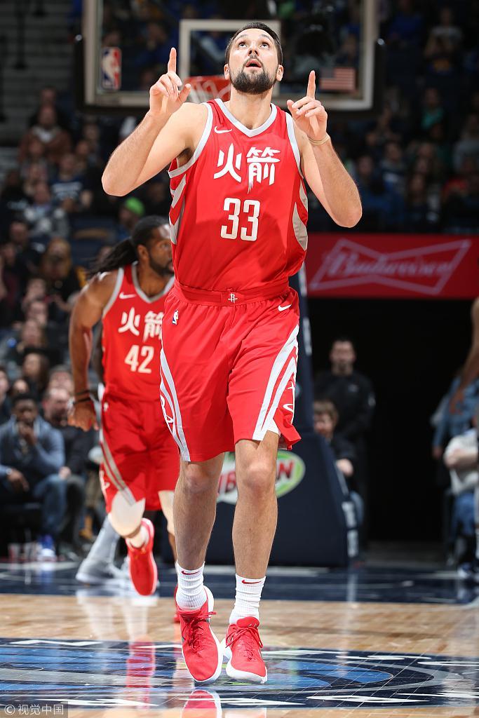 火箭末节10三分创NBA纪录 莫雷:我们这队太特别