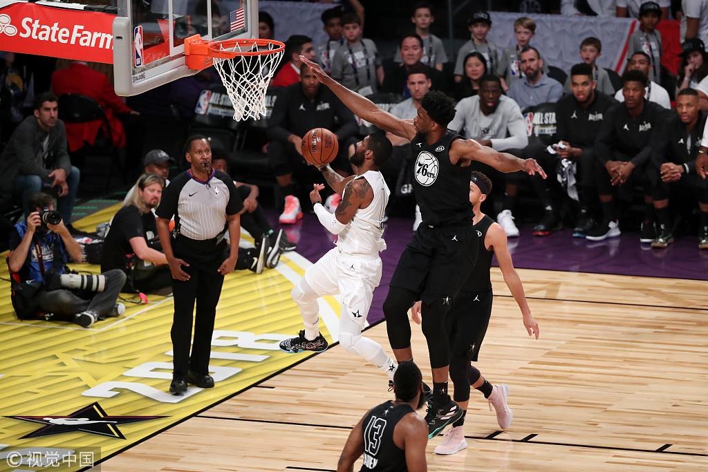 明星賽詹皇隊險勝柯瑞隊,詹皇29+10+8,柯瑞11+6+5!(影)-Haters-黑特籃球NBA新聞影音圖片分享社區