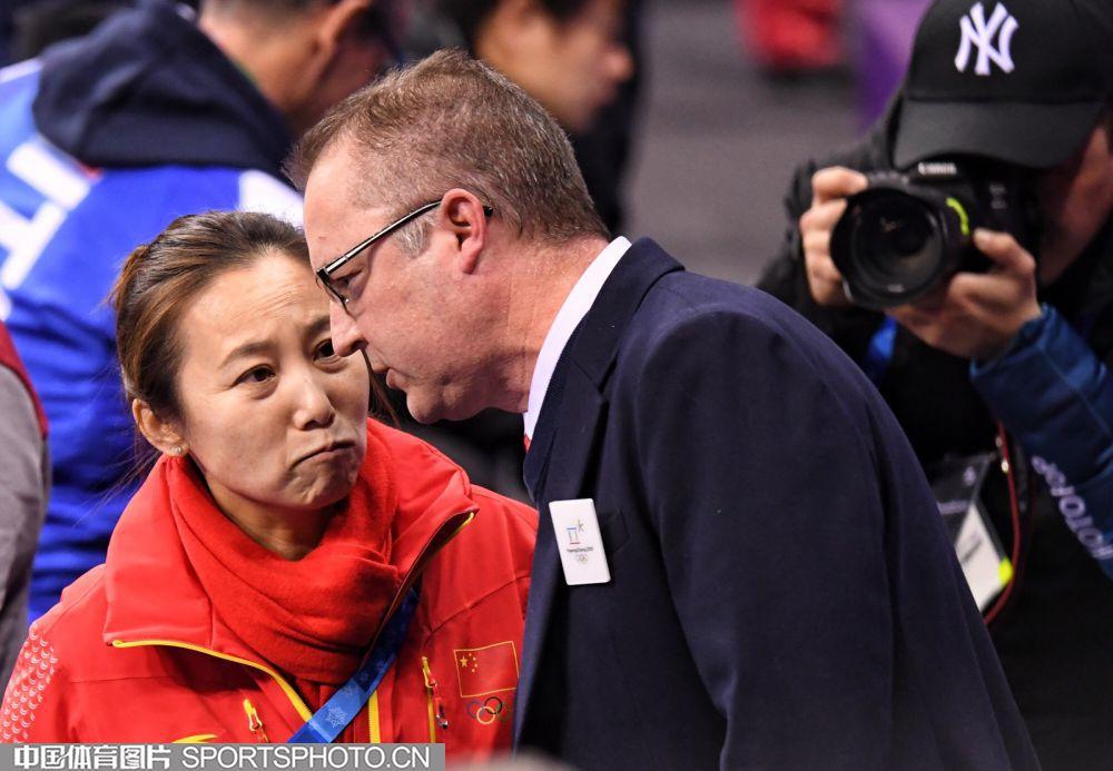 申诉全纪录:李琰据理力争 裁判始终扑克脸