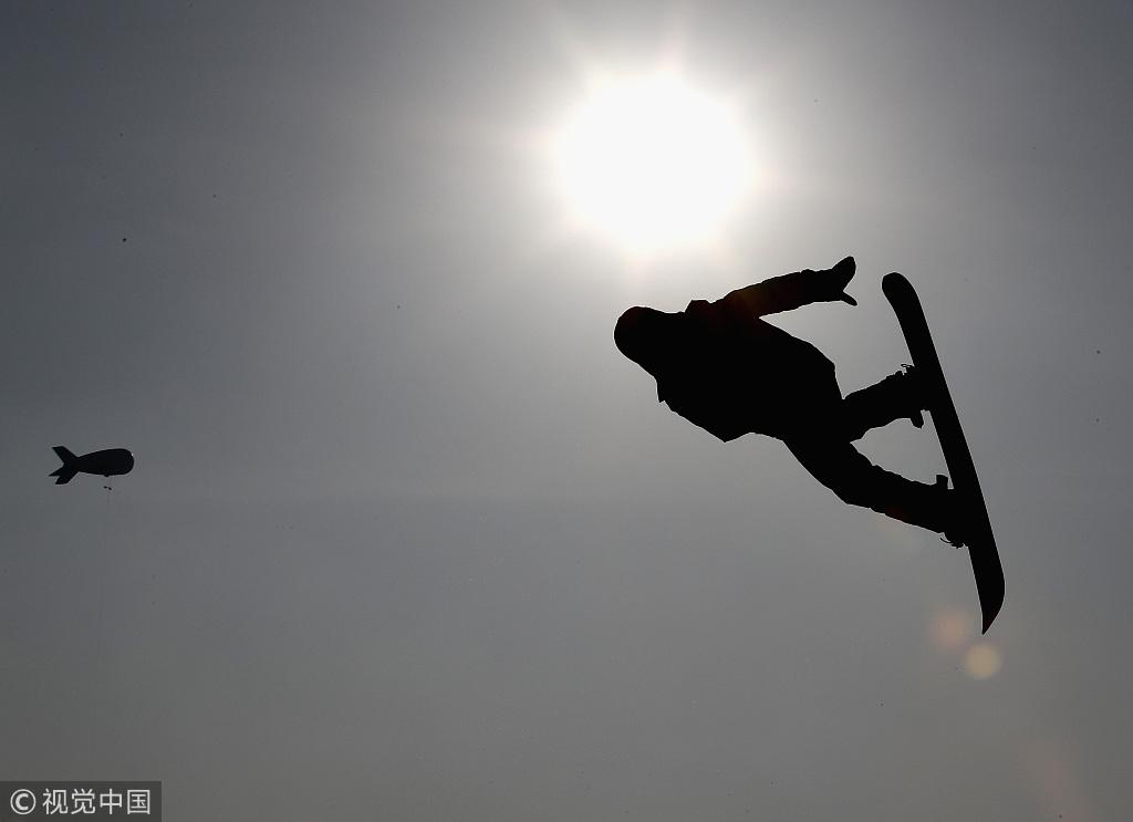 单板滑雪男子大跳台:翻转跳跃的酷炫之美