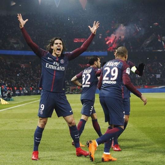 法国杯:巴黎3-0马赛