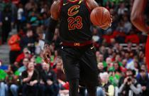 NBA常规赛:骑士114-109公牛