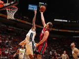 NBA常规赛:掘金141-149热火