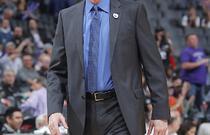 NBA常规赛:国王97-103独行侠