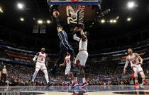 NBA常规赛:公牛90-82魔术