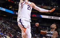 NBA常规赛:国王94-97太阳