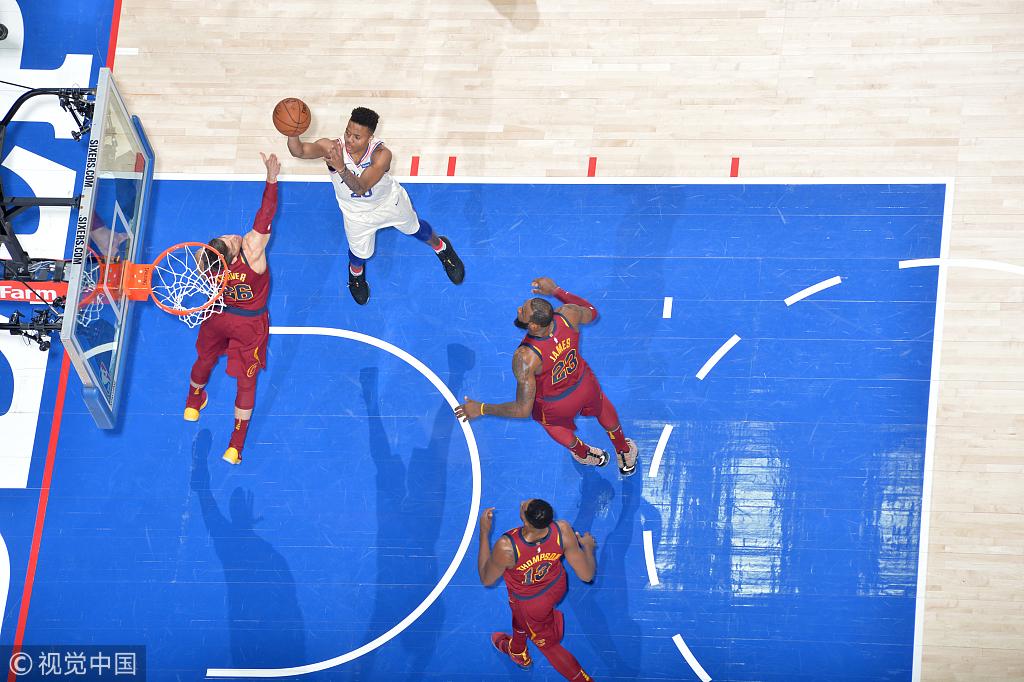 牛刀小試!新科狀元上場12分鐘輕取10分,過JR像清晨馬路!(影)-黑特籃球-NBA新聞影音圖片分享社區