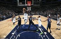 NBA常规赛:灰熊94-113森林狼