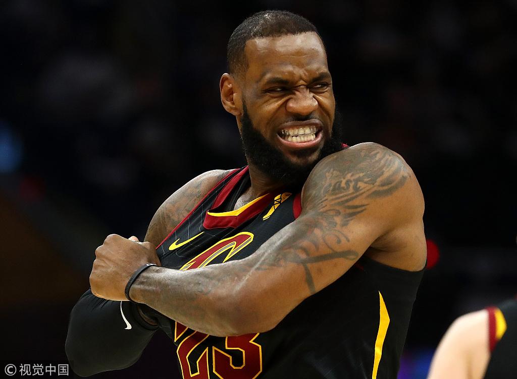 【影片】詹皇:沒料到打44分鐘,首輪0-1怕啥?總冠軍賽我還1-3過!-Haters-黑特籃球NBA新聞影音圖片分享社區