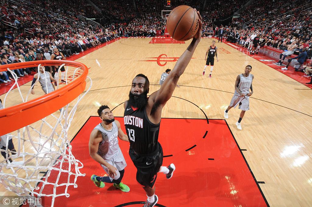羅斯坐地不起、Towns生無可戀,哈登讓他們毫無「遊戲體驗」!-Haters-黑特籃球NBA新聞影音圖片分享社區