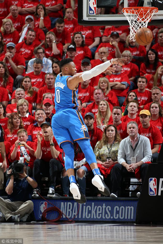 爵士屠雷霆2-1領先!盧比奧26+11+10,威少14+11+9!(影)-黑特籃球-NBA新聞影音圖片分享社區