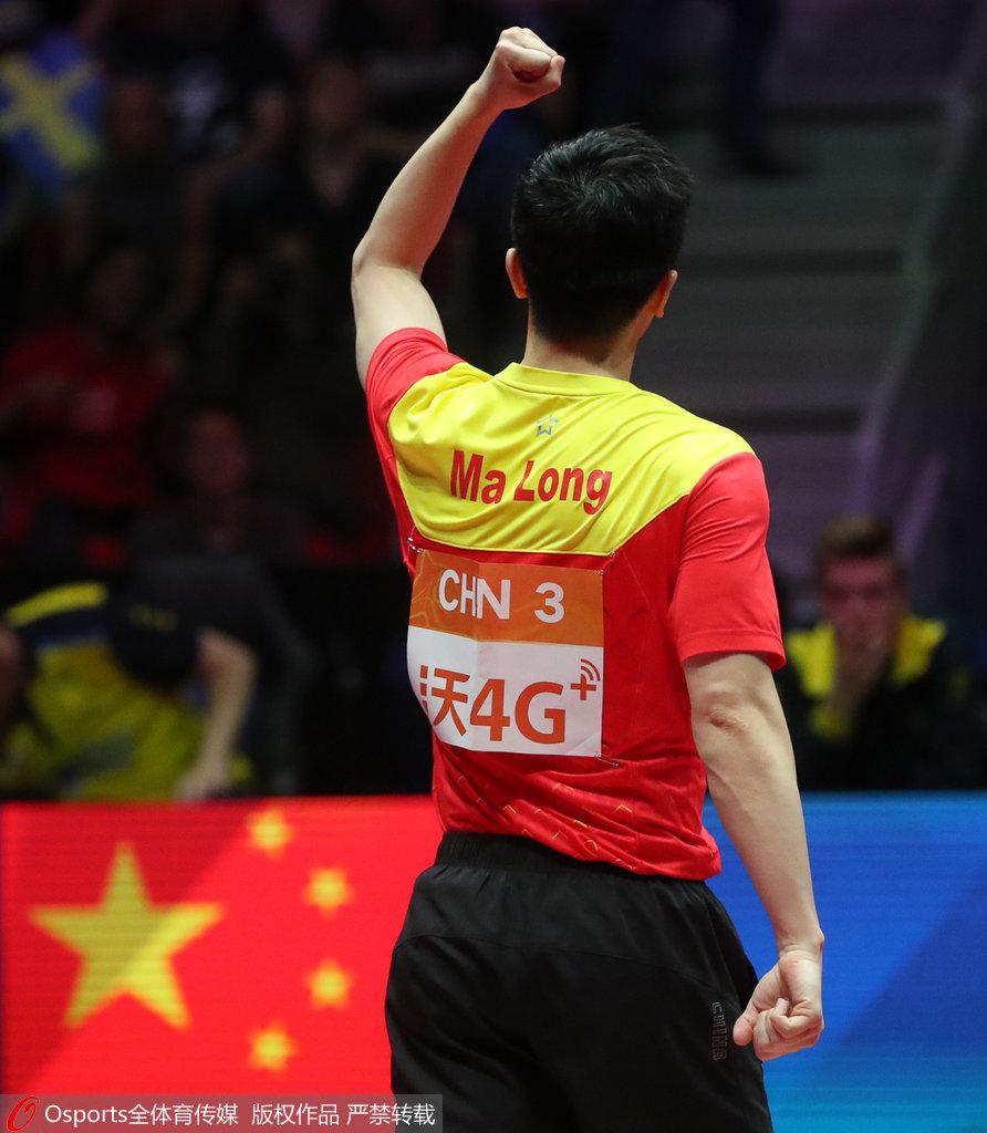 中德男乒近五届第四次争冠 掐住波尔中国胜面大