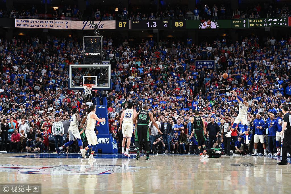 【影片】著急!76人提前慶祝勝利   撒紙屑導致加時延遲-Haters-黑特籃球NBA新聞影音圖片分享社區