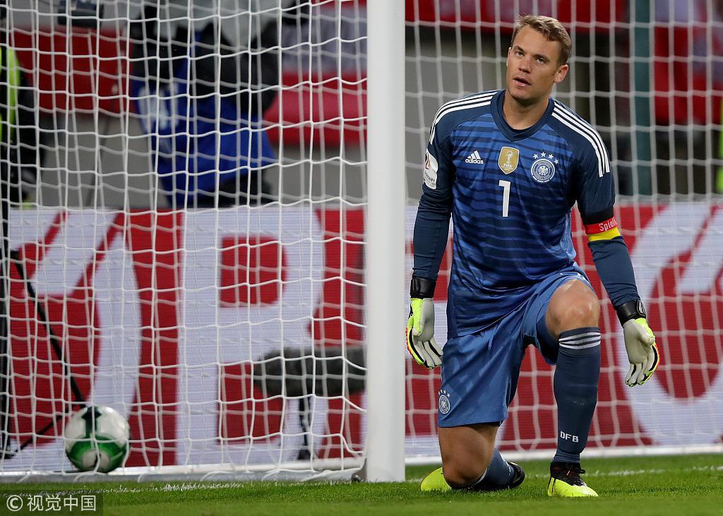 养伤9个月上线就神扑,德国没他得被灌5个!巴萨门神再成功也得瞅着