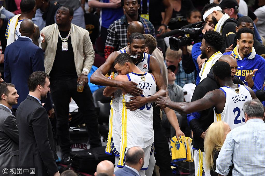 【影片】杜蘭特再次當選FMVP! 他在開創自己的時代-Haters-黑特籃球NBA新聞影音圖片分享社區