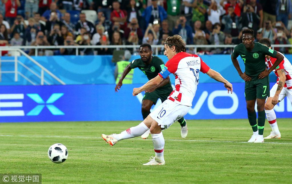最强大脑!魔笛斩世界杯生涯首球 阿根廷要小心了