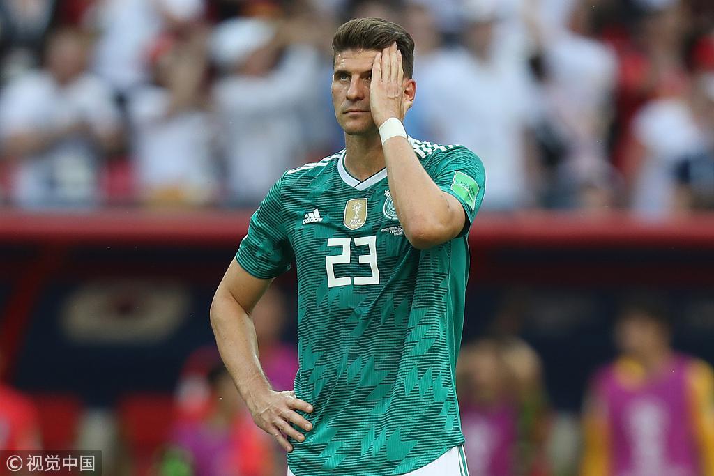 戈麦斯宣布退出德国国家队:参加世界杯梦想成真