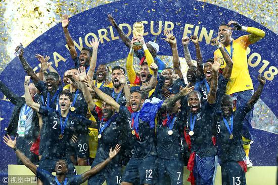 法国足球与民族团结
