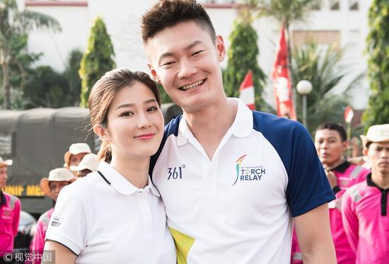张培萌女友系足球主播坐拥62万粉 曾是球迷女神
