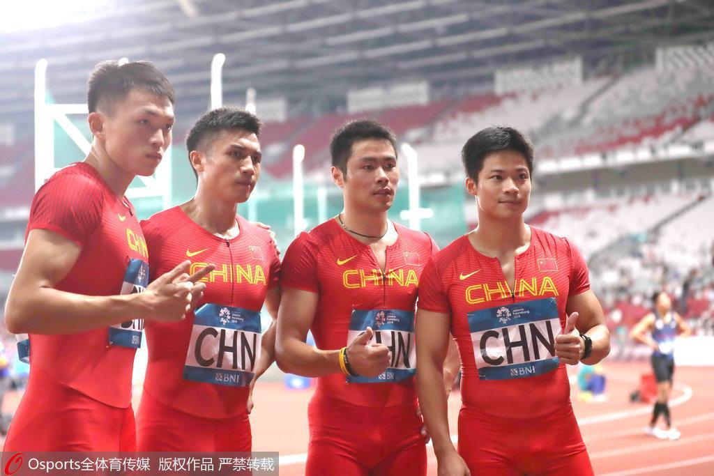 亚运第12日:中国10金田径接力失利 跳水继续无敌