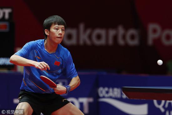 奥地利赛林高远首轮负日本出局 国乒女单8人过关