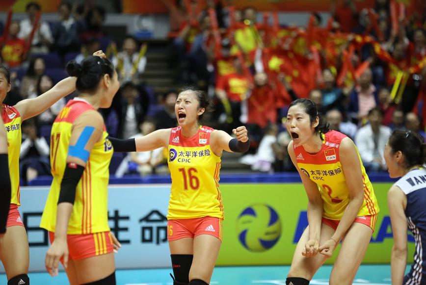 女排世锦赛中国战加拿大3连胜无忧 或锻炼队伍