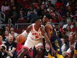 NBA季前赛:步行者89-104公牛