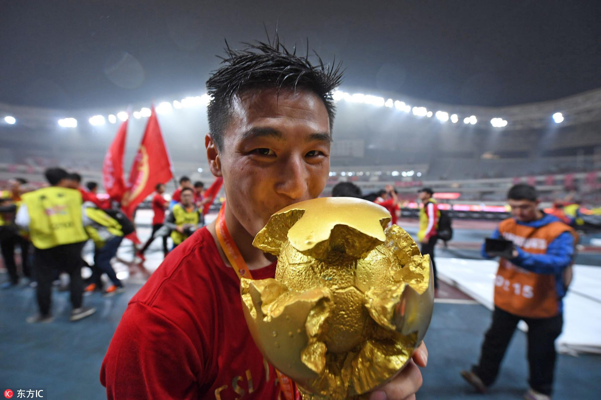 武磊:不想变成中国足坛