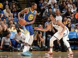 NBA常规赛:篮网100-116勇士