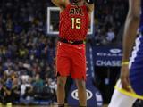 NBA常规赛:勇士110-103老鹰