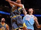 NBA常规赛:国王116-117勇士