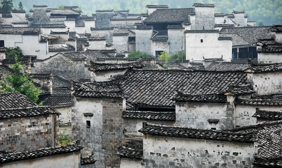世界奇特古村评选 中国占了两个