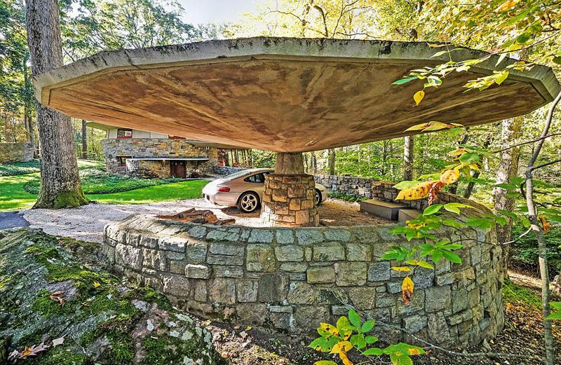 美国图片大门别墅奇特别墅近千万!_薛家岛在售价造型蘑菇春联图片