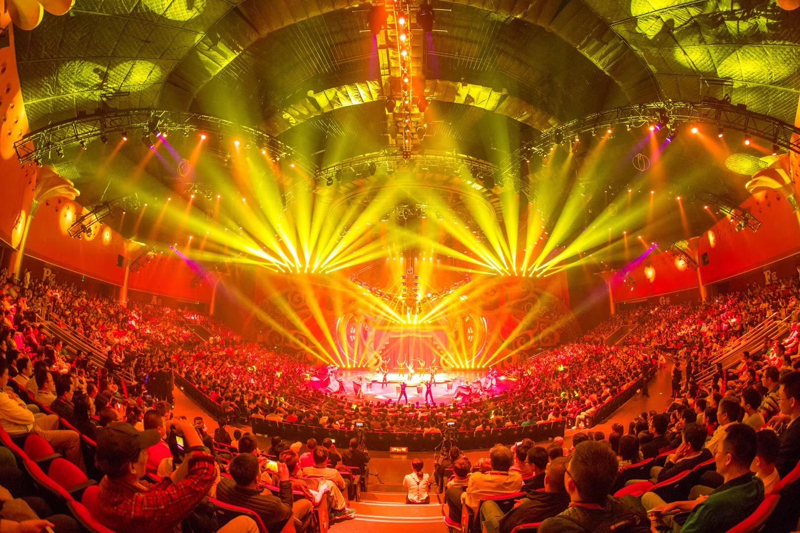 第四届国际马戏节盛大开幕 接下来精彩不断