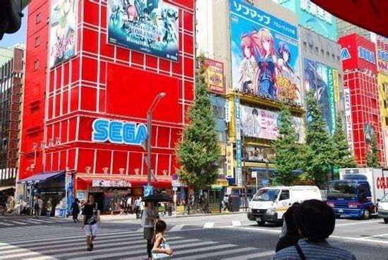 实拍一个真实的日本 差距实在太大了