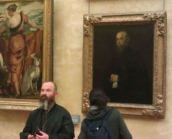 """来场时间之旅 在博物馆遇见""""另一个自己"""""""