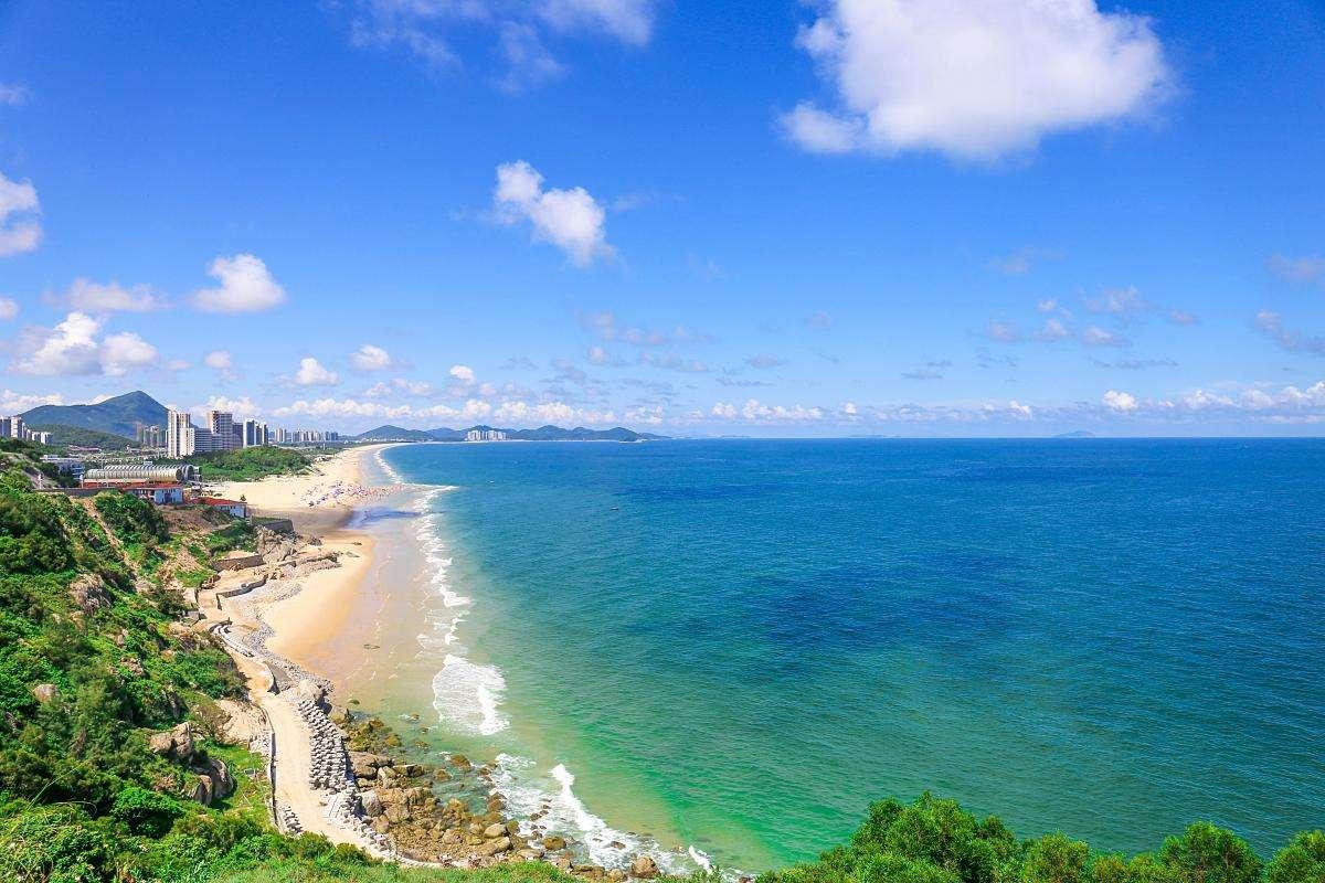 中国十大最美海岛 看海还用出国吗?