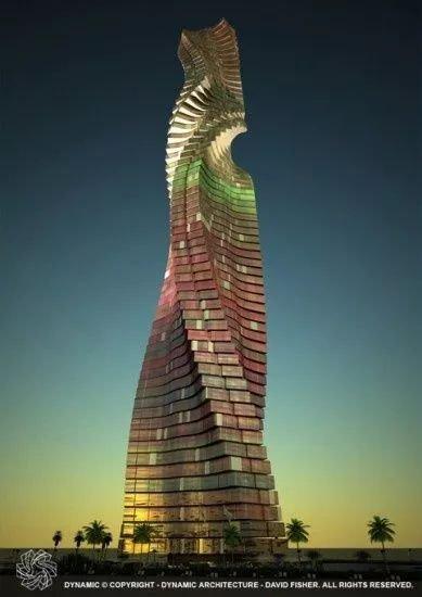 这些世界顶级魔幻建筑 见过2个算你厉害