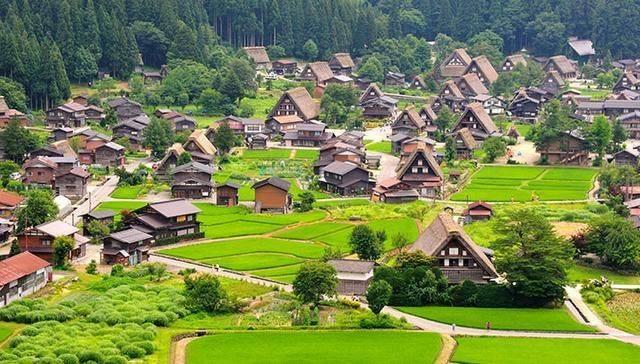 """日本的""""雪乡"""" 景色优美宛若童话世界"""