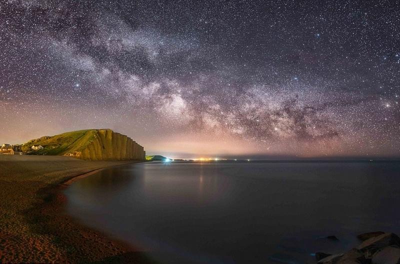 令人惊艳的视觉之旅 英国的星空可以这么美
