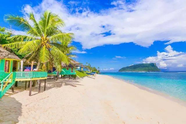 斐济旁边有个不穿裤子的国家 免签又零差评!