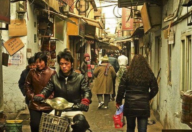 探访上海的老街区 回到过去时光