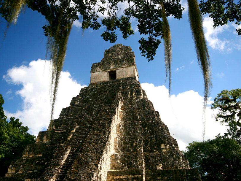 神秘奇迹:这座玛雅城市遗迹此前竟无人知!