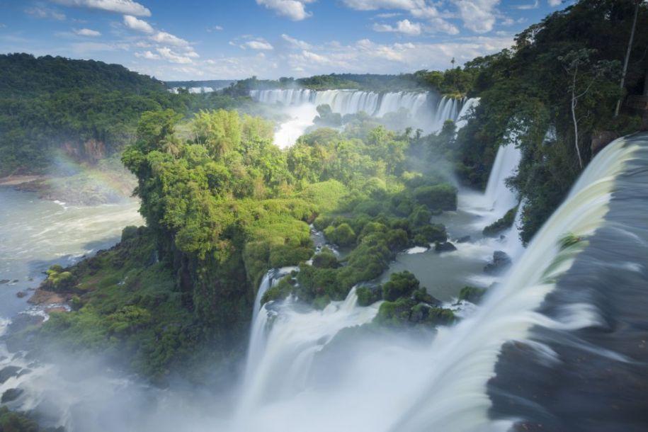 世界上最壮观的国家公园都在这里了!