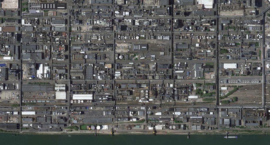 不一样的视角:从空中欣赏德国人文景观