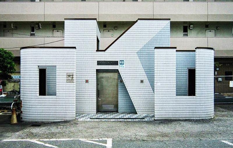 日本网友搜罗东京独特公共厕所 创意十足