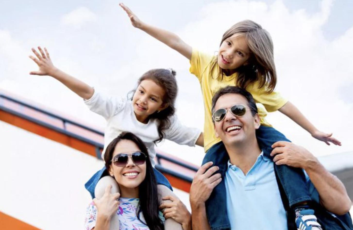 带娃如何还能优雅地旅行?每对父母都该学会!