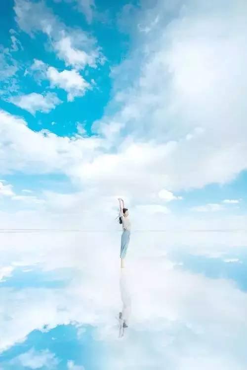 """爆红的""""天空之境"""""""